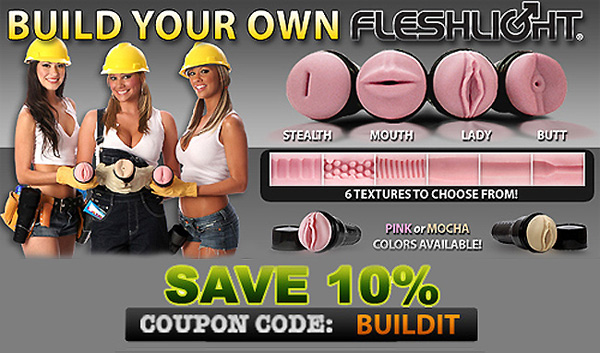 coupon code build your own fleshlight