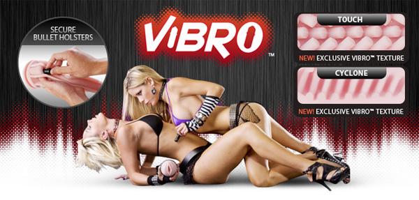 vibro fleshlight